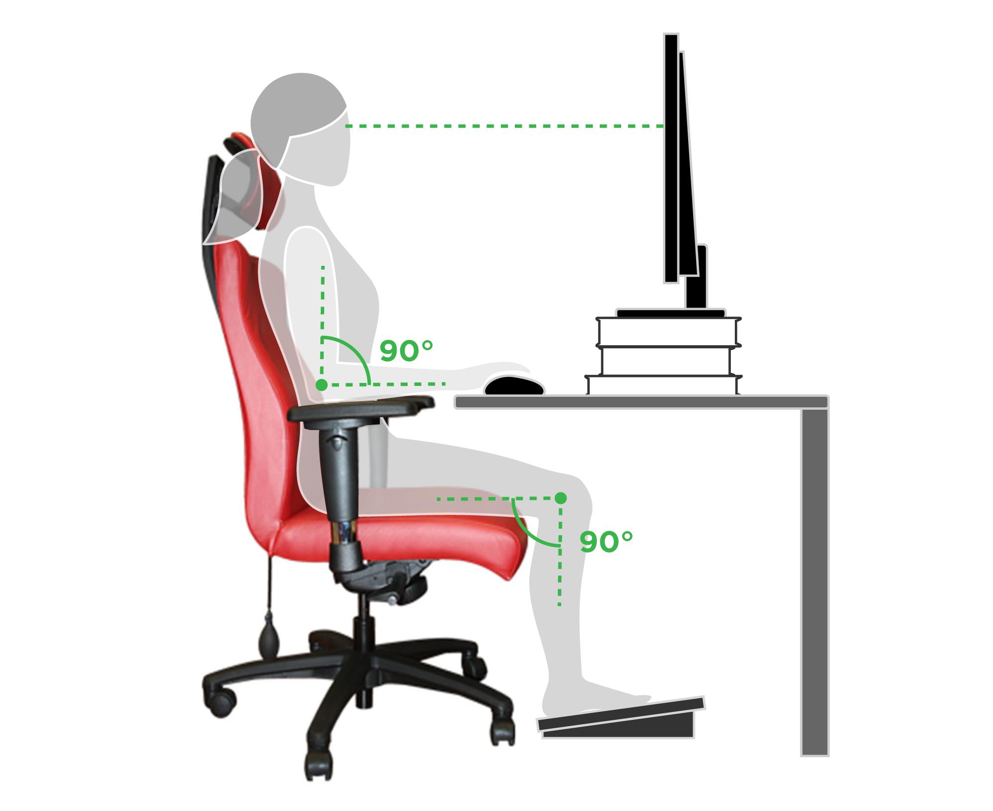 desk-good-posture