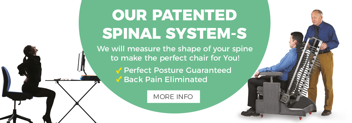 The Back Shop | Pain Free Sitting - Office, Home, Car - 95